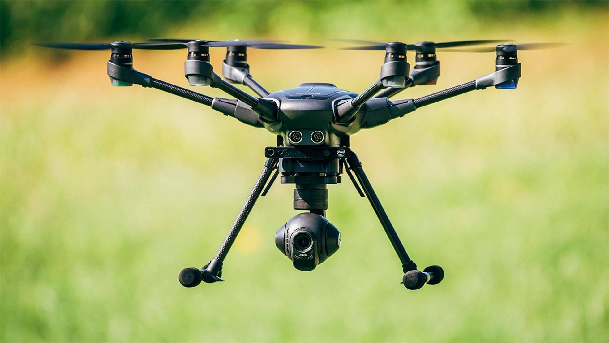 Drone fleet 1