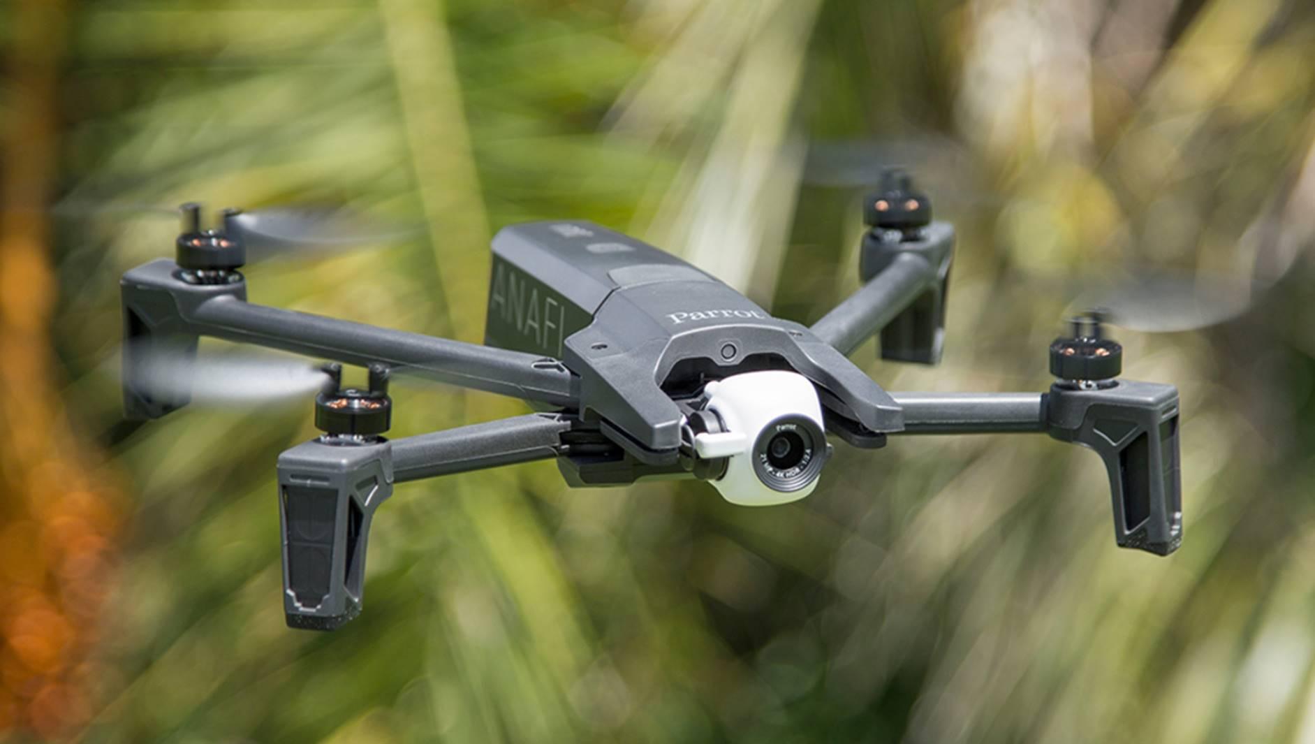 Drone fleet 4